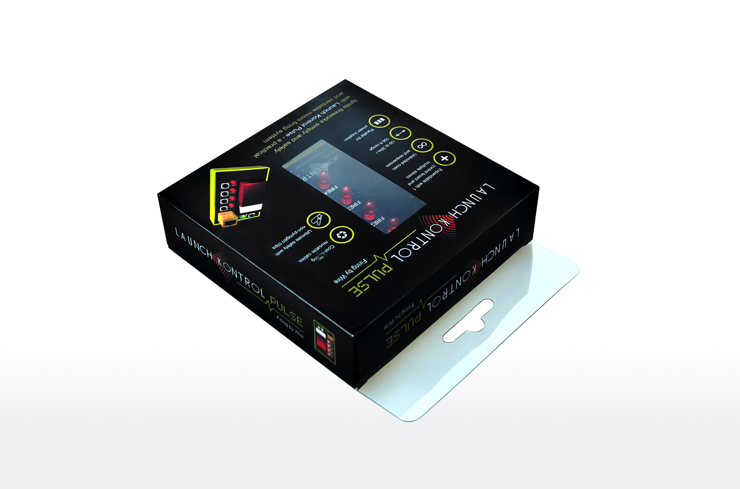 Launch Kontrol Pulse Solid State Relay Amazon
